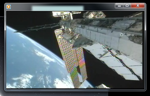 International Space Station – Live Video Feed