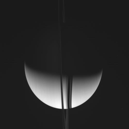 Latest images from Saturn – NASA / JPL Cassini Mission