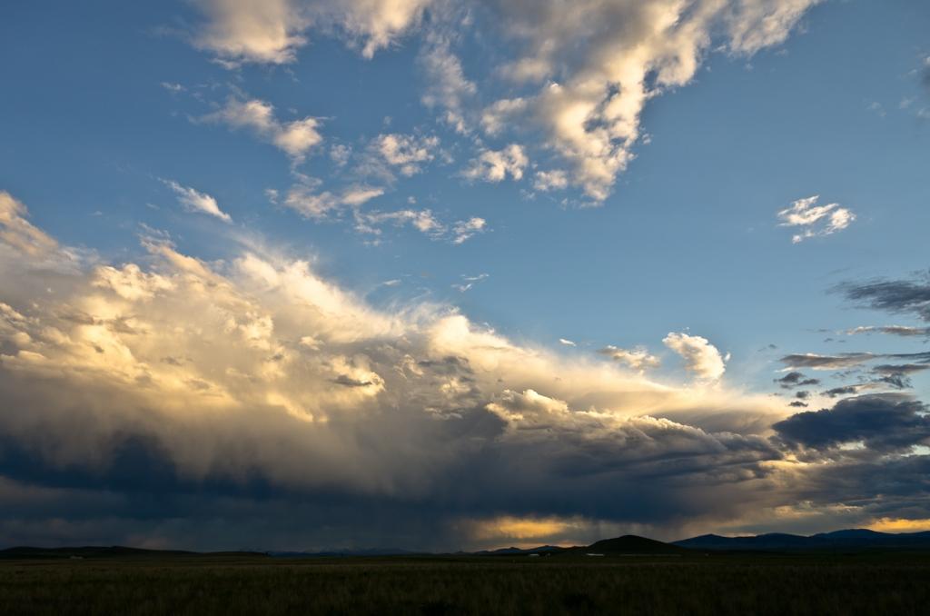 фото облака перед дождем гамильтон