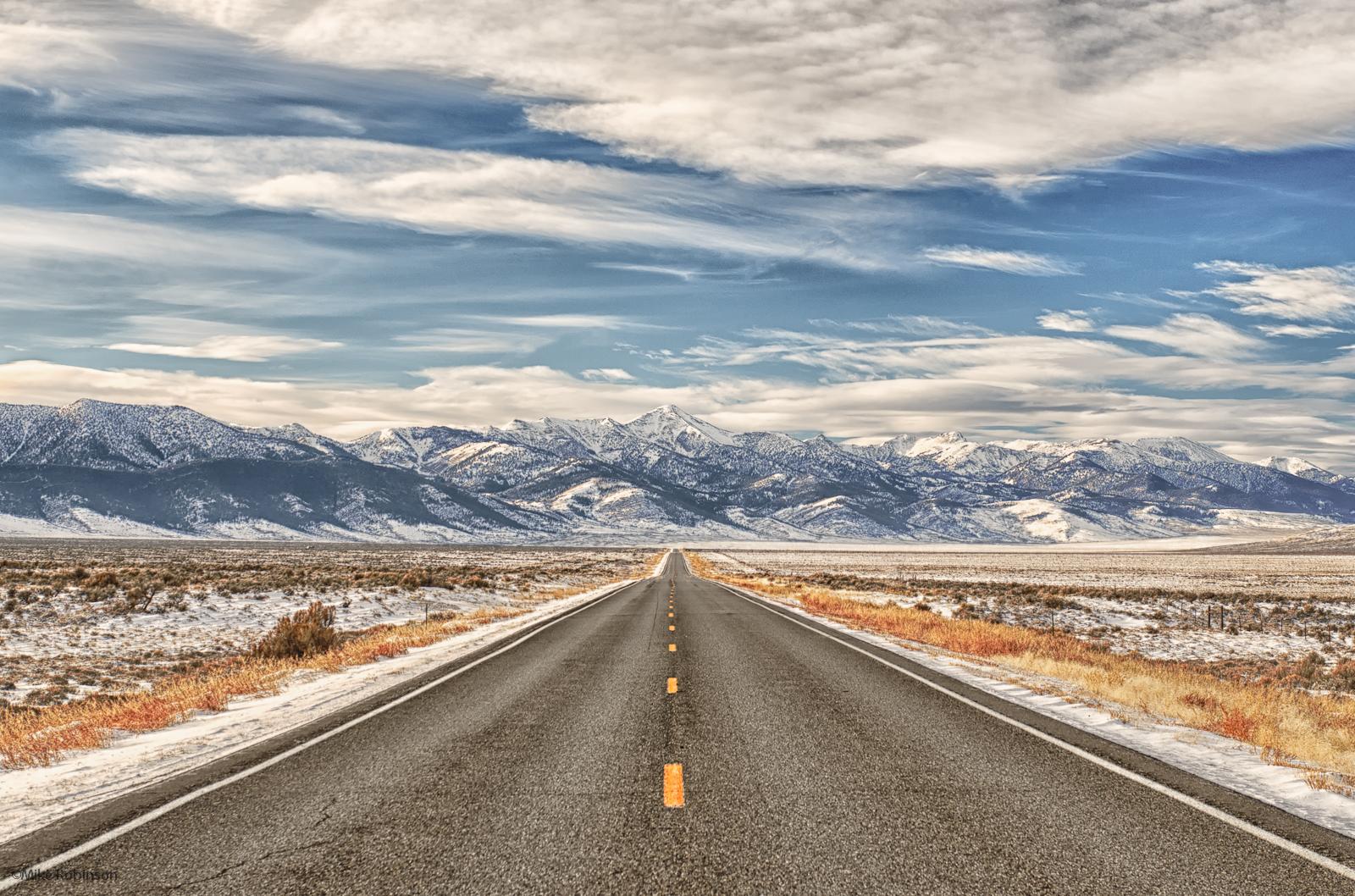 Winter Road | Tau Zero
