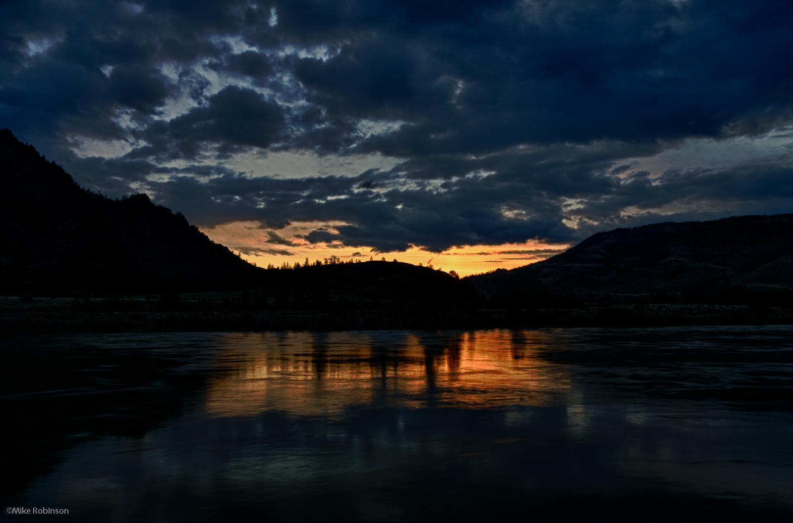 Salmon_River_Before_Sunrise