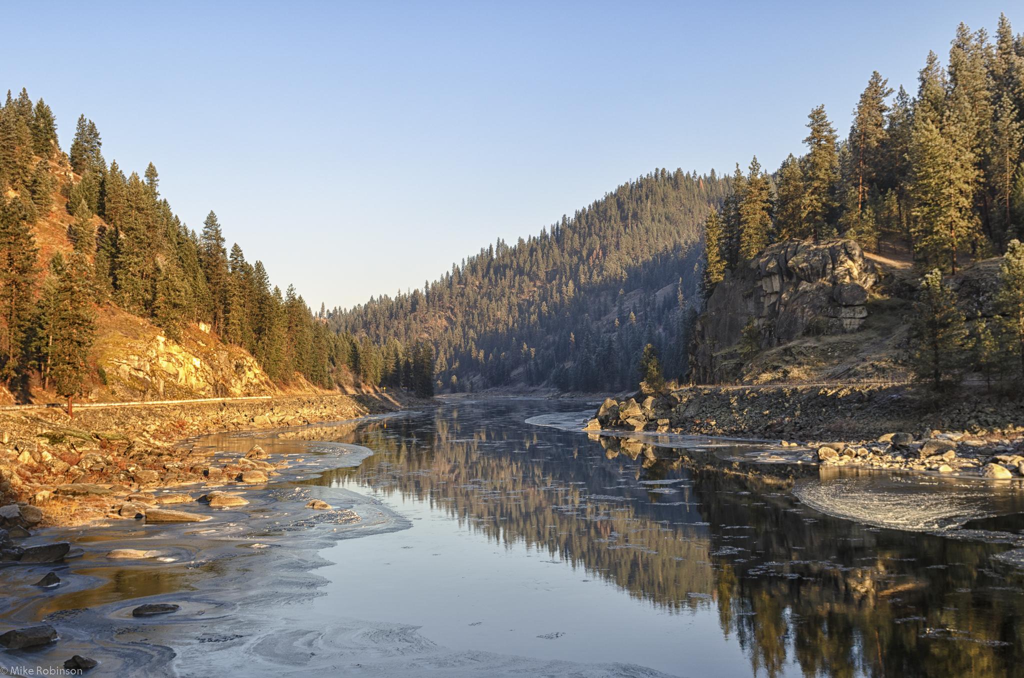 Salmon River Tau Zero