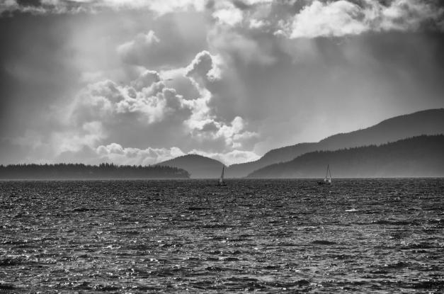 Lake_BW