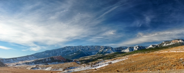 Pano_WY_Beartooth_Road