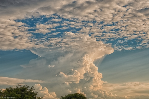 Texas_Summer_Eve_Clouds_HDR