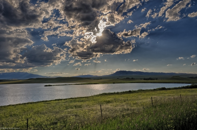 Lebo_Lake_Clouds