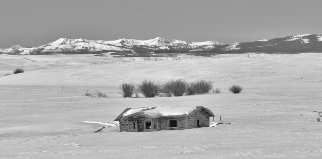 Idaho_Abandoned_Winter_Cabin