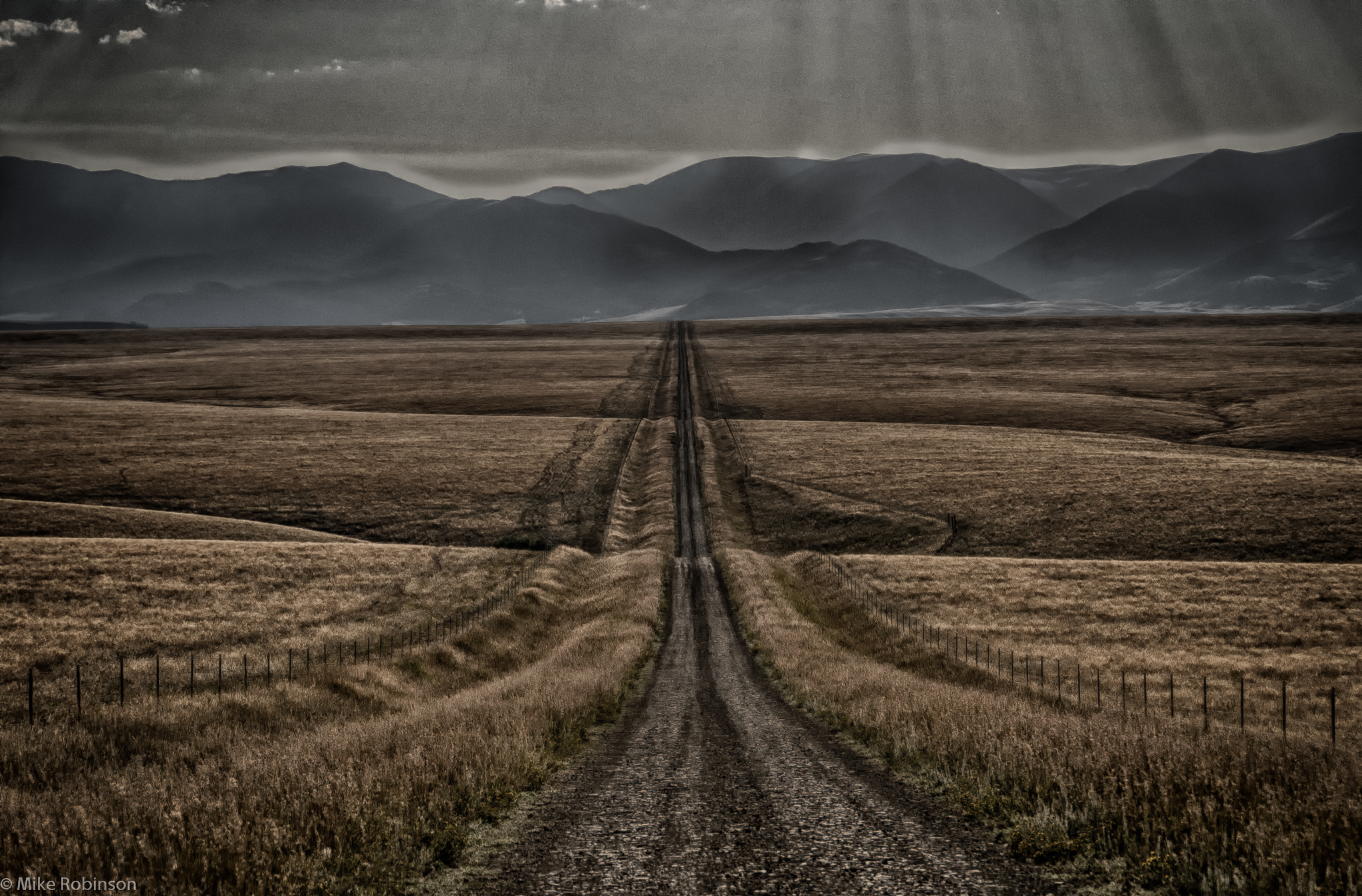 Country Road Tau Zero