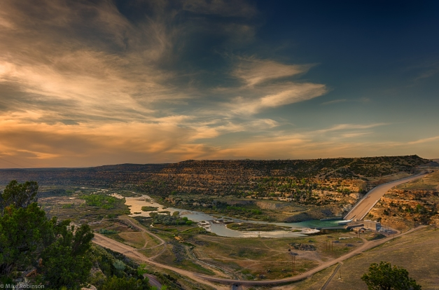 Navajo_Dam_Evening_HDR