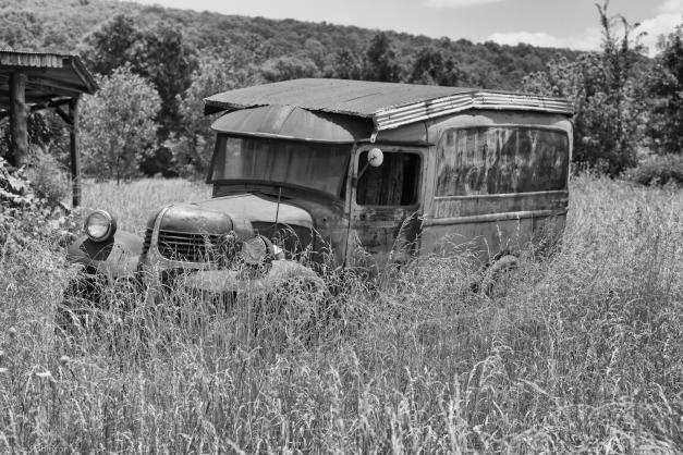 Dodge_Truck_1940_BW