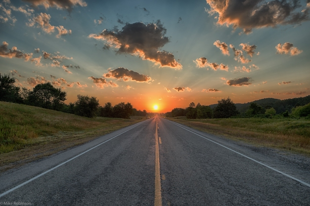 Oklahoma_Morning_Road_HDR