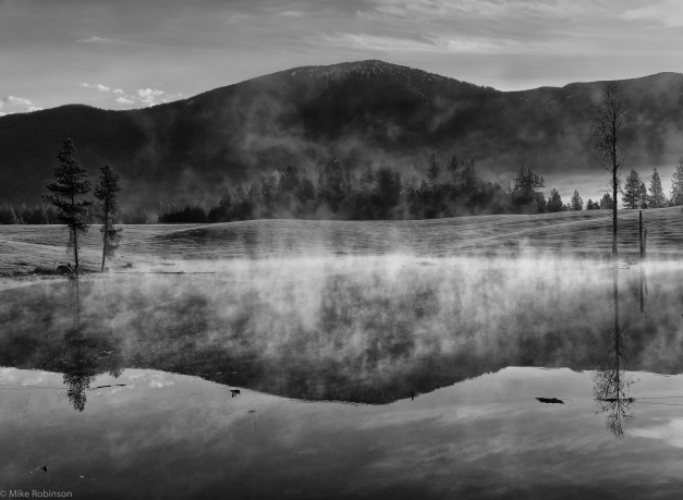 Montana_Misty_Morning_BW