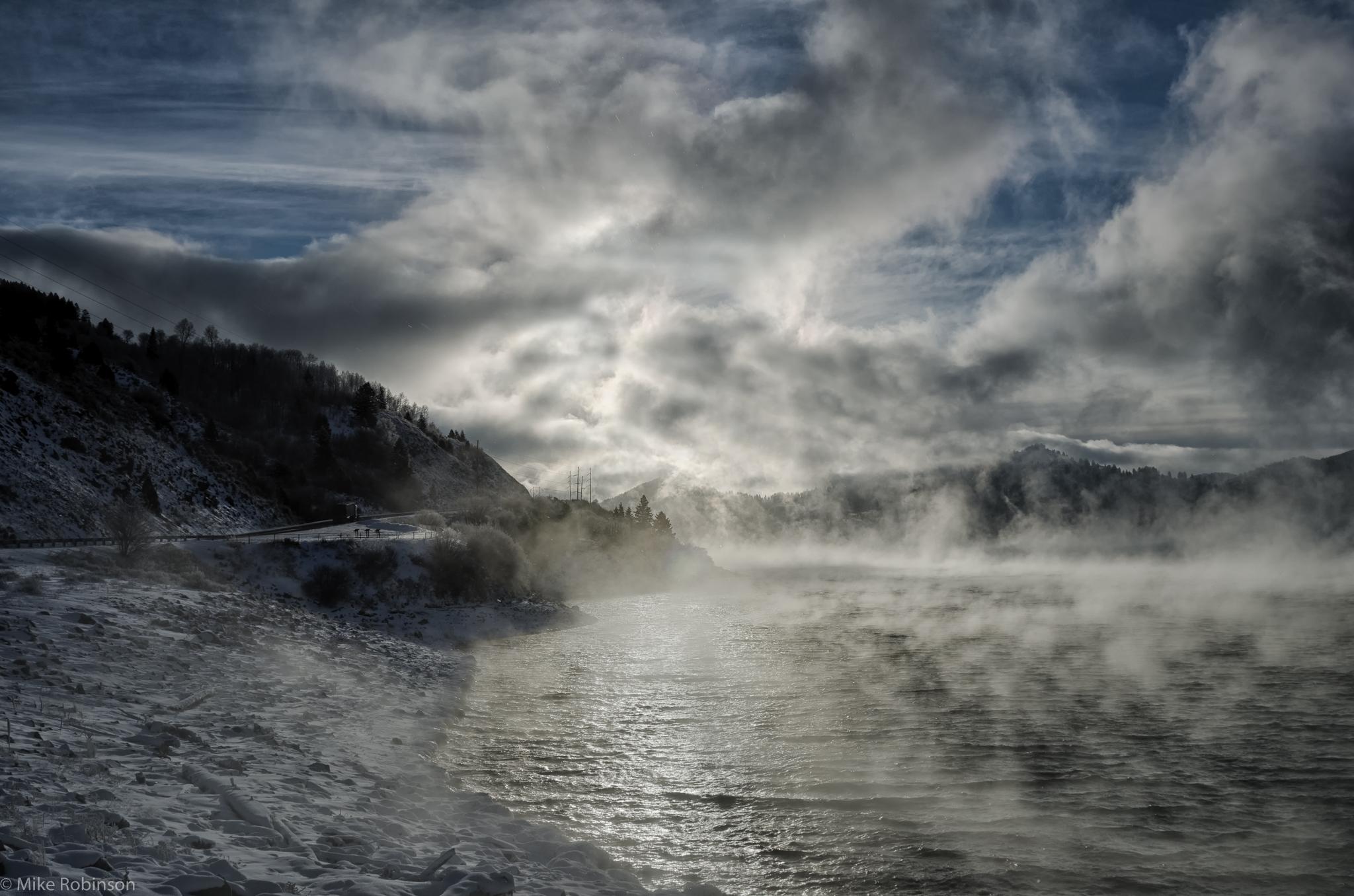 Palisades_Reservoir_Cold_Morning