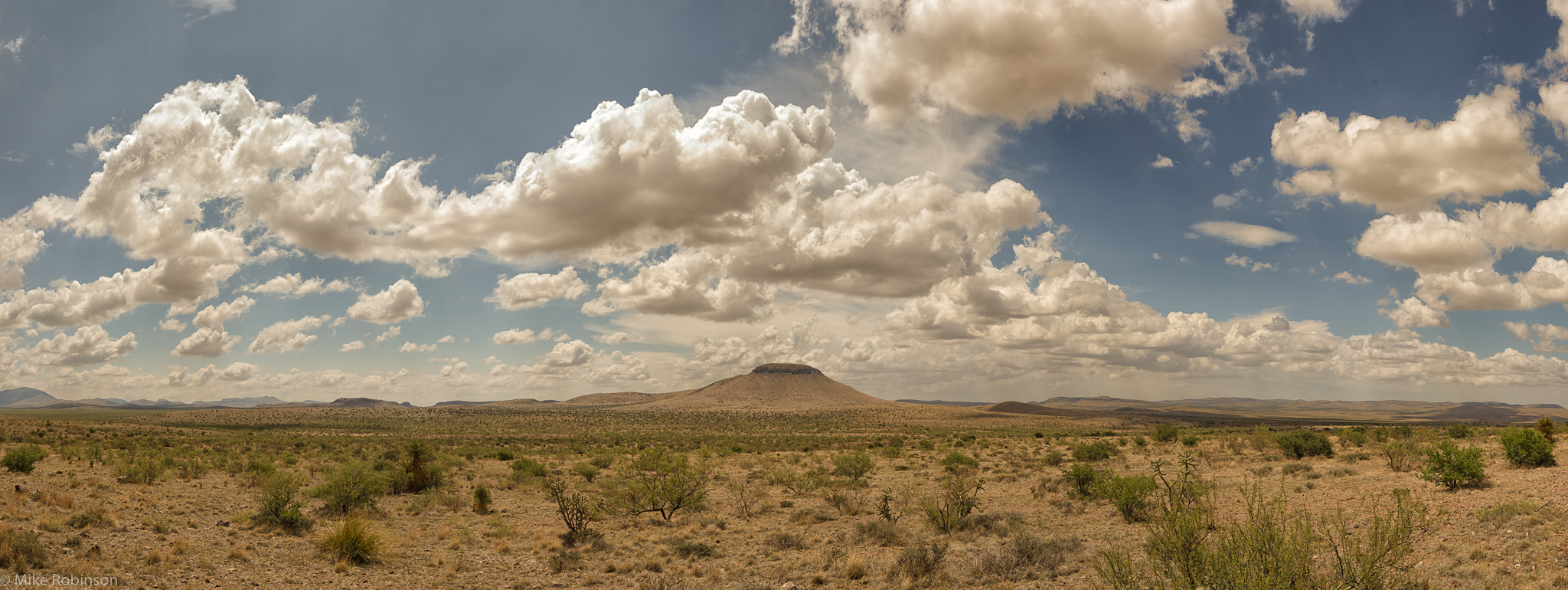 West Texas Summer Sky | Tau Zero