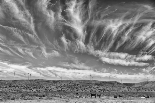 West_Texas_Wind_and_Sky_BW