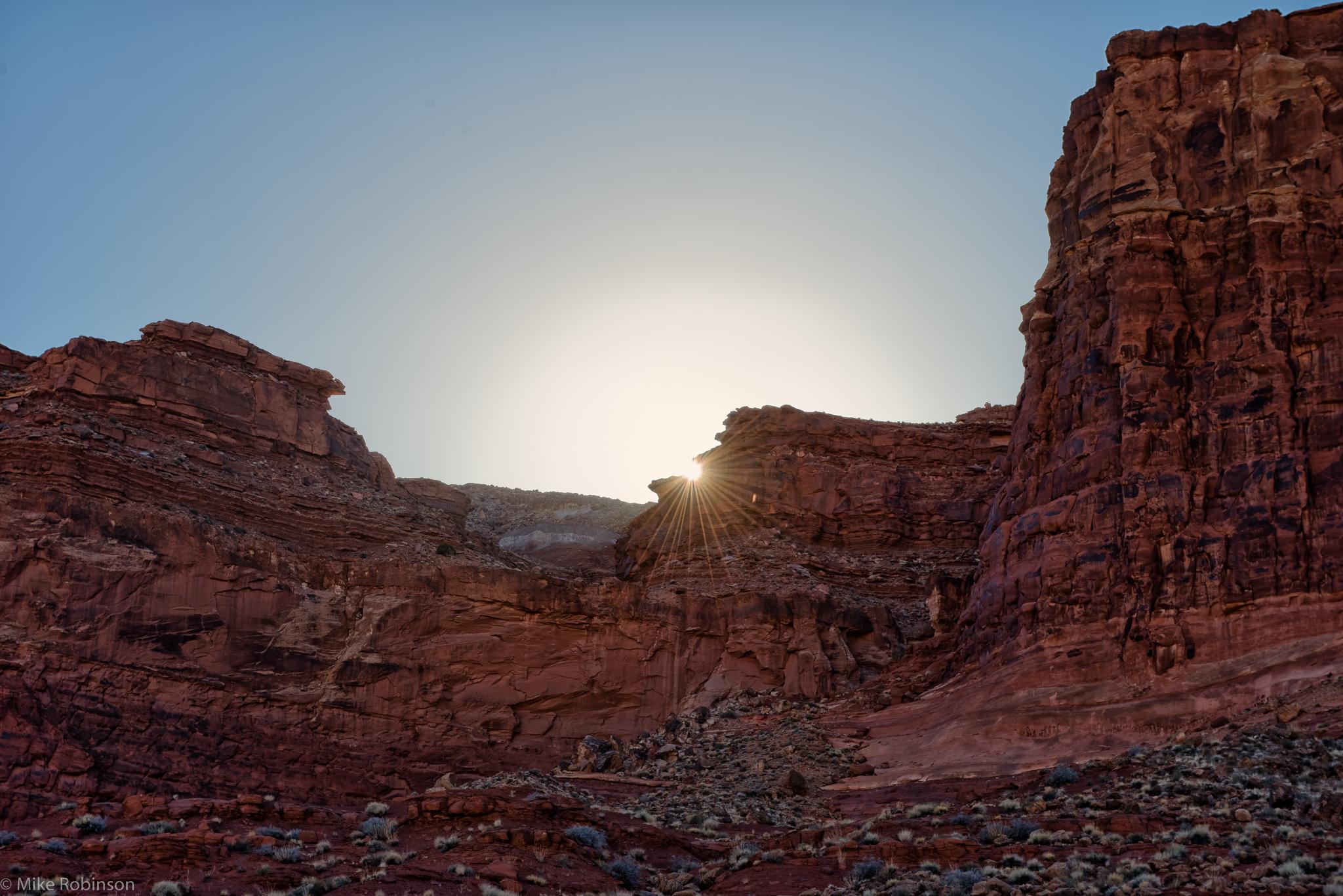 Zion_Morning_Sun