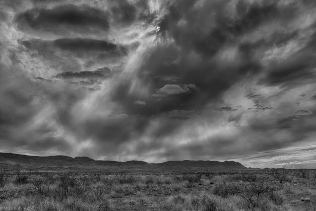 West_Texas_Cloudy_Sun_BW