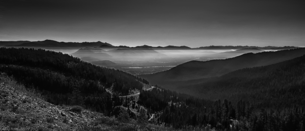 Idaho_Misty_Valley_BW