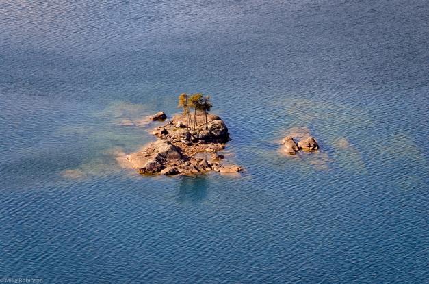 Diablo_Lake_Island