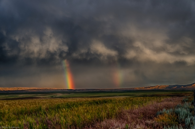 Montana_Storm_and_Rainbows_HDR