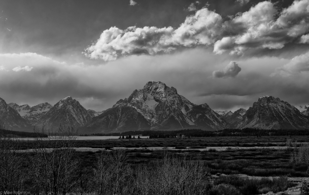 Tetons_Cloudy_Afternoon_BW