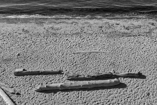 Busy_Beach_BW