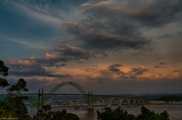 Newport_Evening_Sky_HDR