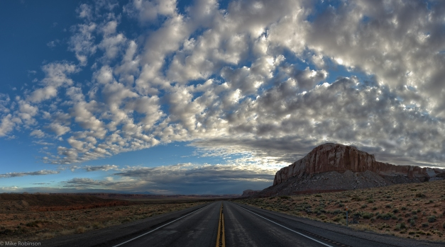 Pano_Utah_Morning_Road