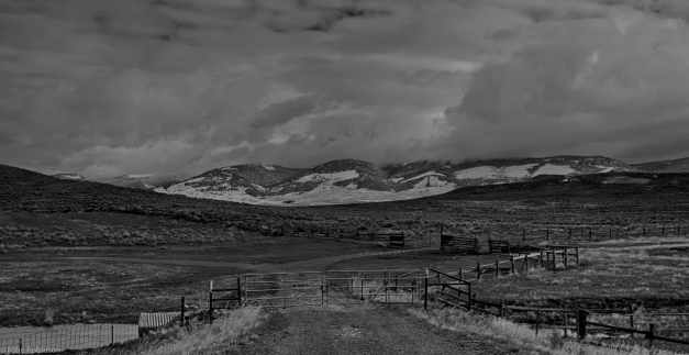 Idaho_Winter_Ranch_BW_HDR