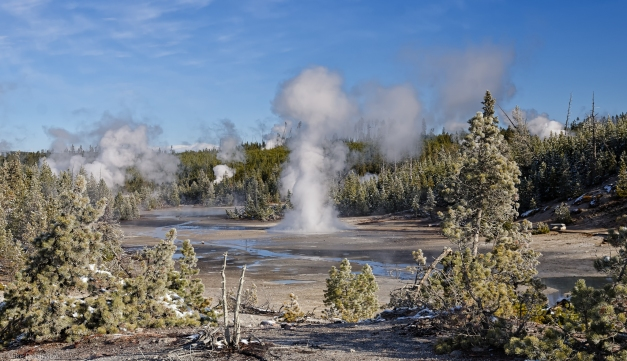 Yellowstone_Steamy_Morning