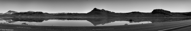 Highway_375_Reflection_BW