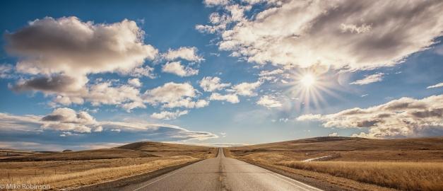 Montana_Sunny_Road_HDR