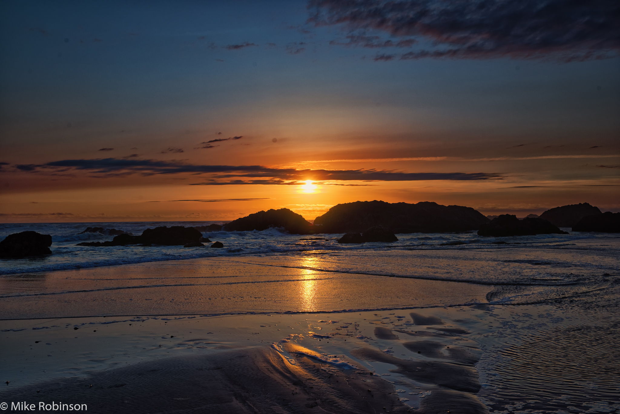 Seal_Rock_Beach_Sunset_4