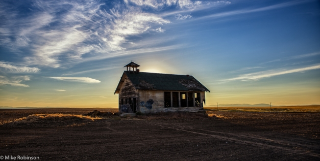 Sunset_Schoolhouse_HDR
