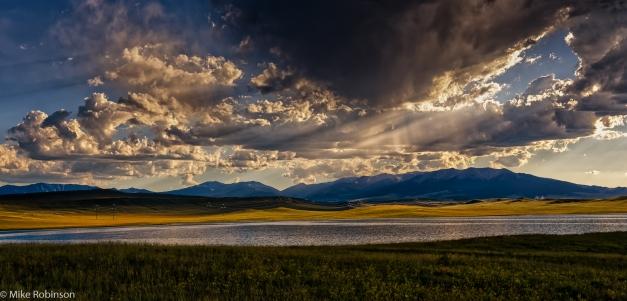 Lebo_Lake_Summer_Sky