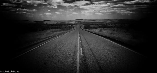 Pinhole_Road_BW
