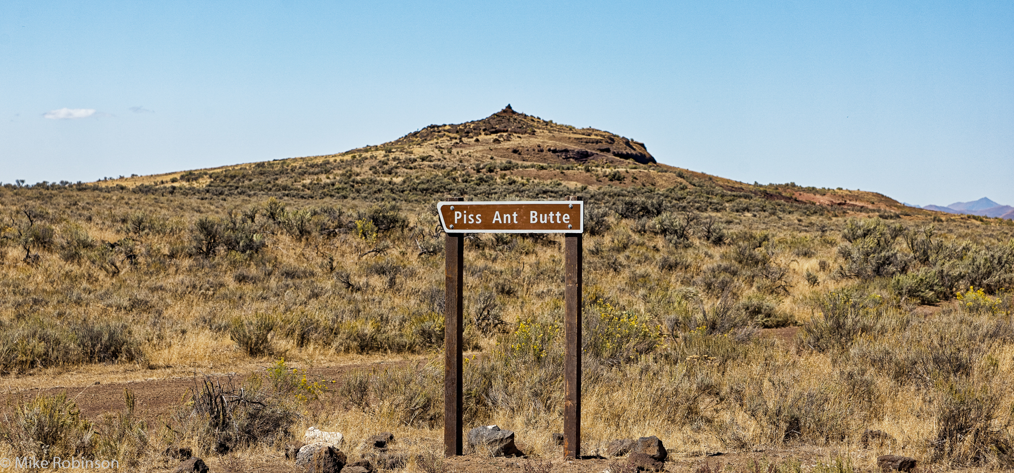 Piss Ant Butte