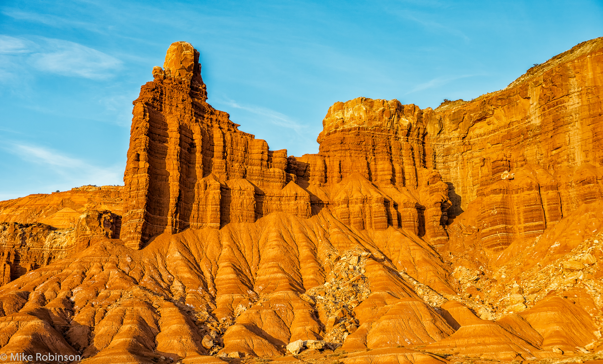 Utah_Red_Rocks_Late_Afternoon_Sun