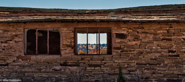 Window on West Texas