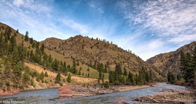 Salmon River Afternoon 2
