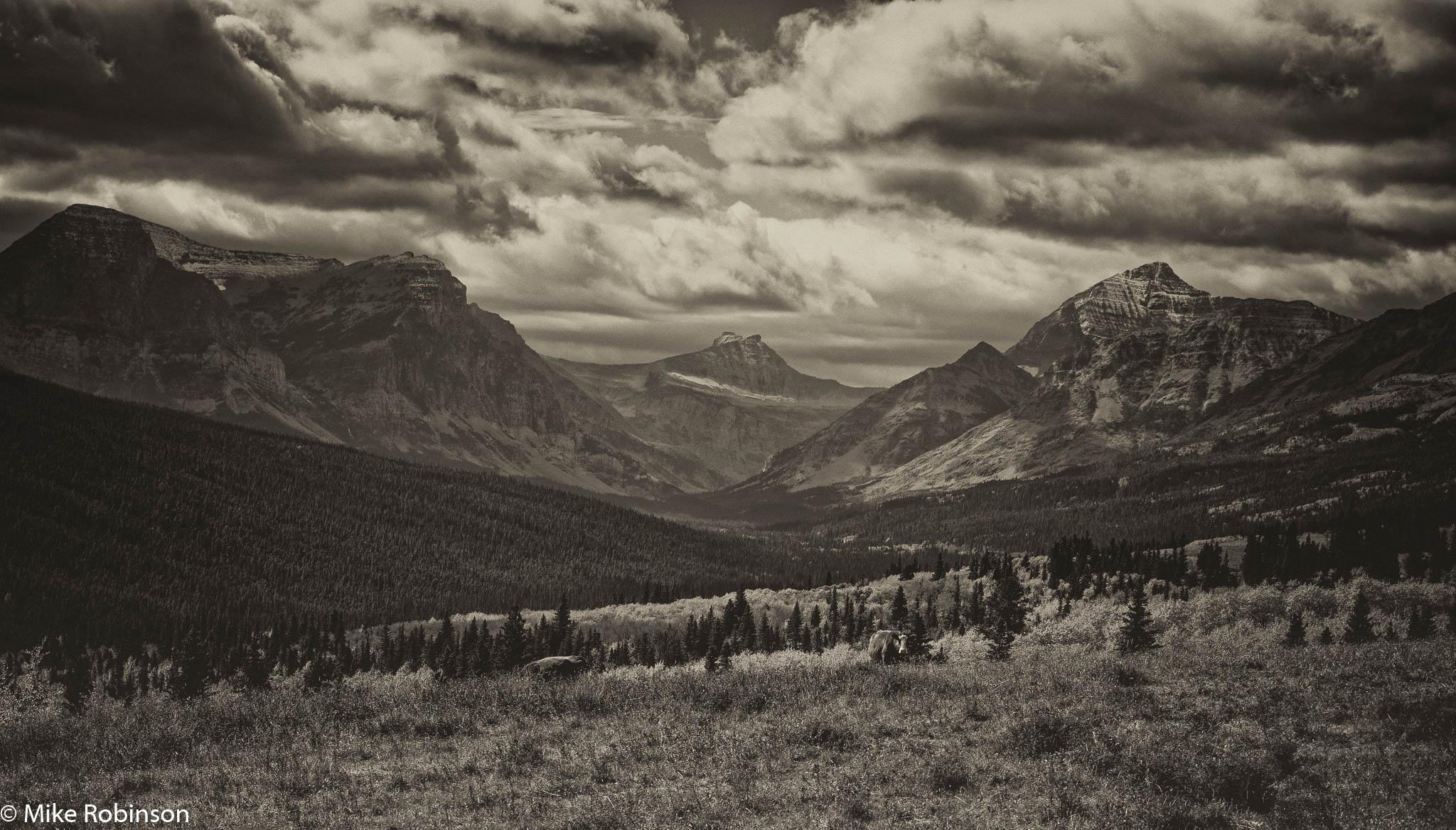 Two Medicine Mountain Scene.jpg