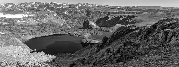 Beartooth Pass - Twin Lakes